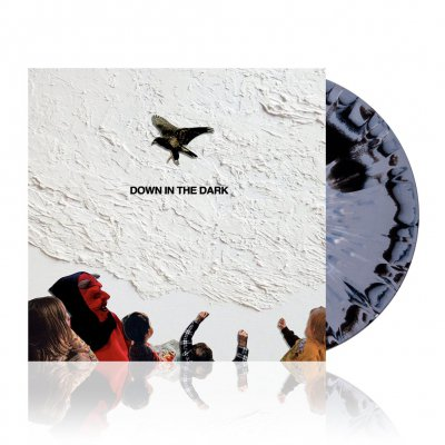 sideonedummy-records - Down In The Dark | Black/Grey Vinyl
