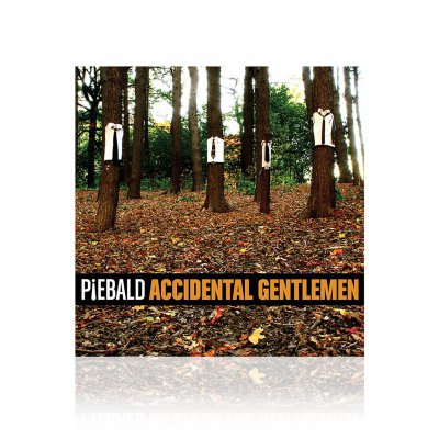 Piebald - Accidental Gentleman | CD