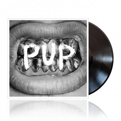 sideonedummy-records - Pup | Black Vinyl