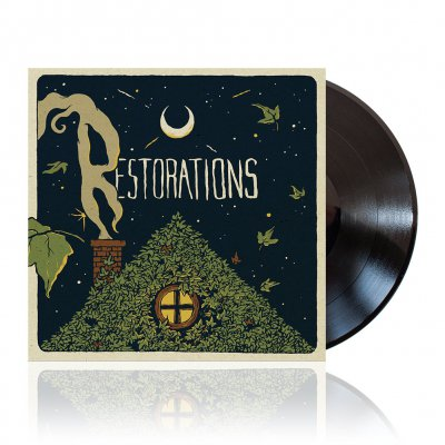 Restorations - LP2 | Black Vinyl