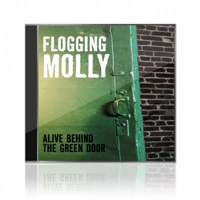 Alive Behind The Green Door | CD