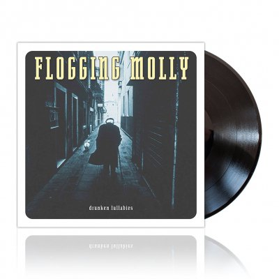 Flogging Molly - Drunken Lullabies | Black Vinyl