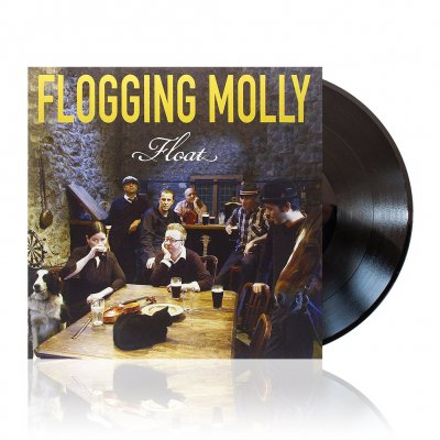 Flogging Molly - Float | Black Vinyl
