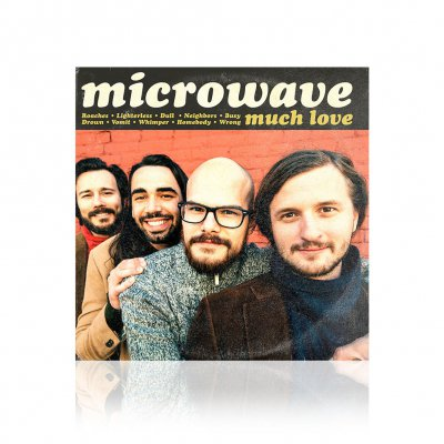 Microwave - Much Love | CD