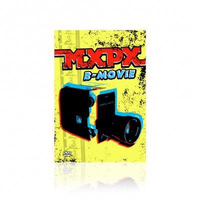 MxPx - B-Movie | DVD