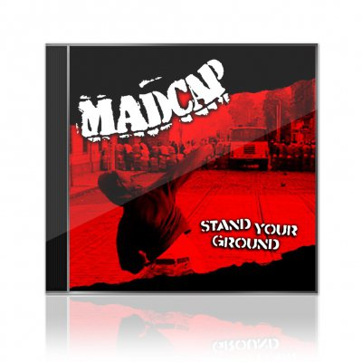 Madcap - Stand Your Ground | CD