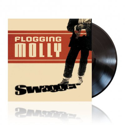 Flogging Molly - Swagger | Black Vinyl