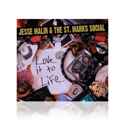 Jesse Malin - Love It To Life | CD