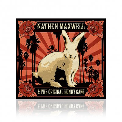 Nathen Maxwell - White Rabbit | CD