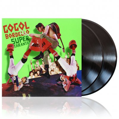Gogol Bordello - Super Taranta! | 2xBlack Vinyl