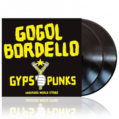 sideonedummy-records - Gypsy Punks | 2xBlack Vinyl