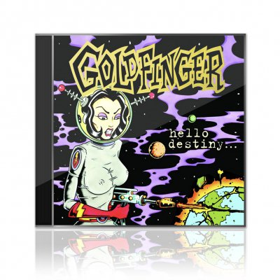 Goldfinger - Hello Destiny | CD
