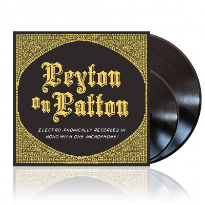 The Reverend Peyton - Peyton On Patton | Black Vinyl + 10 Inch