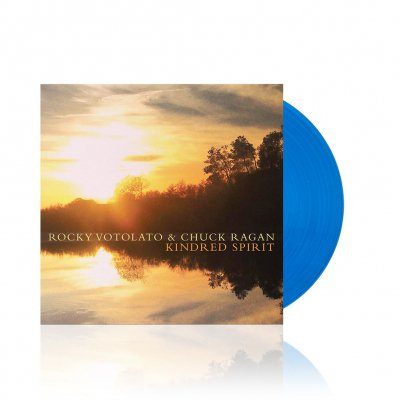 Rocky Votolato/Chuck Ragan - Kindred Spirit | Translucent Blue 10 Inch