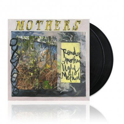 Mothers - Render Another Ugly Method | 2xBlack Vinyl
