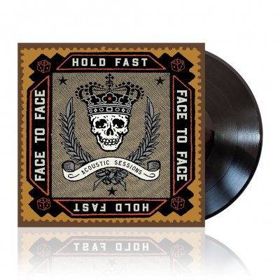face-to-face - Hold Fast Acoustic Sessions | Signed Black Vinyl