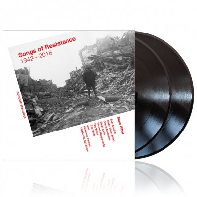 Songs of Resistance 1942-2018 | 2x180g Black Vinyl