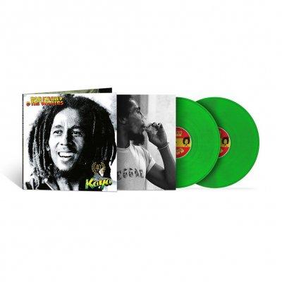 Bob Marley - Kaya | Green 2xLP Vinyl