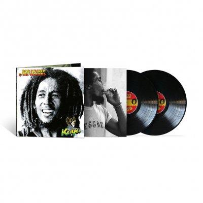 Bob Marley - Kaya | Black 2xLP Vinyl