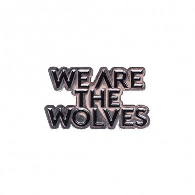 Rise Against - Wolves | Enamel Pin