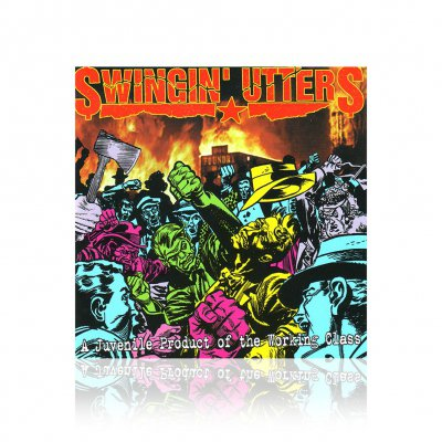 swingin-utters - A Juvenile Product of the Working Class | CD