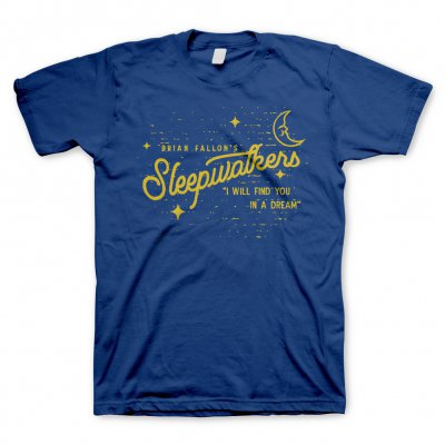 brian-fallon - Sleepwalker | T-Shirt