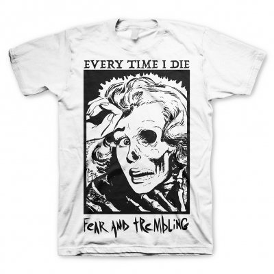 every-time-i-die - Fear And Trembling | T-Shirt
