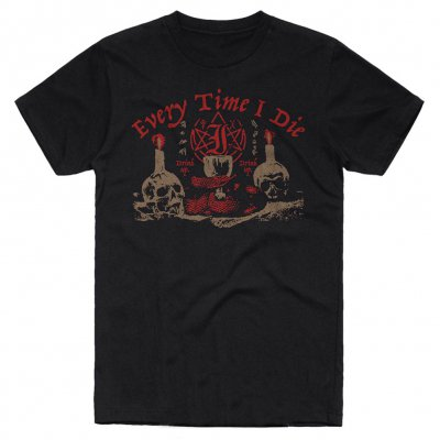 Every Time I Die - Candle | T-Shirt