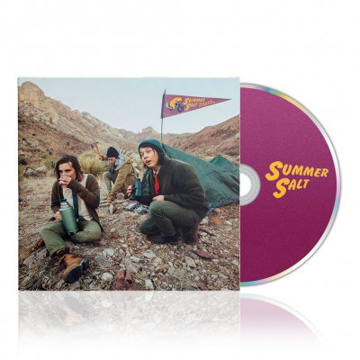 Summer Salt - Happy Camper | CD