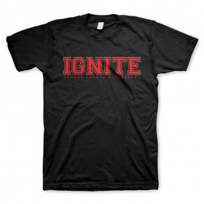 ignite - Varsity | T-Shirt