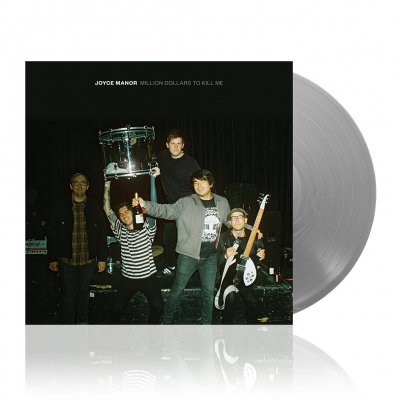 joyce-manor - Million Dollars To Kill Me | Silver Vinyl