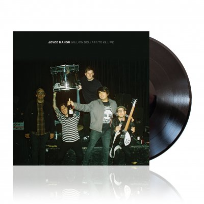 Joyce Manor - Million Dollars To Kill Me | Black Vinyl