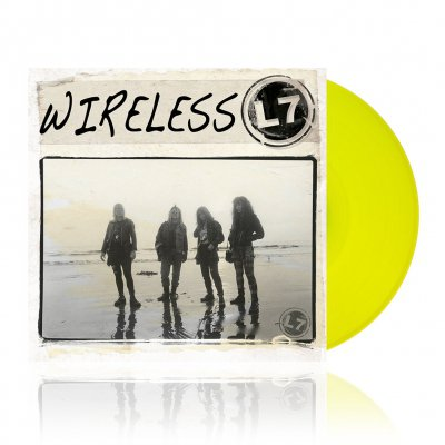 l7 - Wireless | Translucent Yellow Vinyl