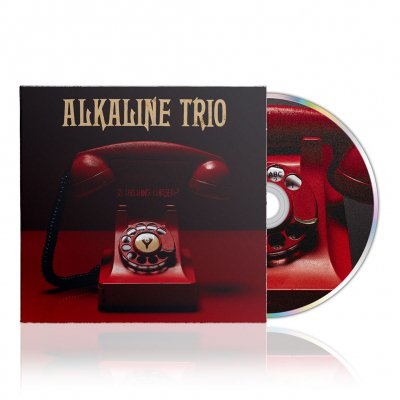 alkaline-trio - Is This Thing Cursed? | CD