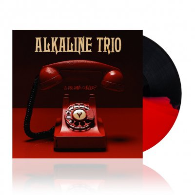 alkaline-trio - Is This Thing Cursed? | 180g Colored Vinyl
