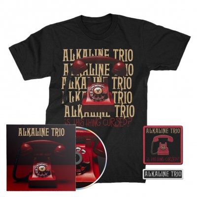 Alkaline Trio - Is This Thing Cursed?/Repeater | CD Bundle