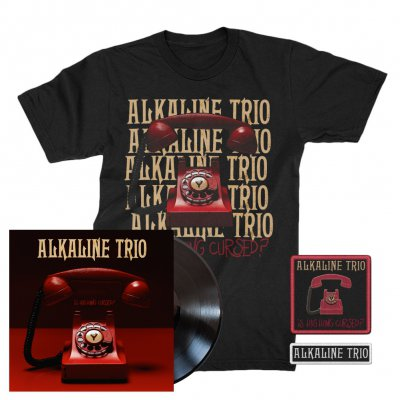 Alkaline Trio - Is This Thing Cursed?/Repeater | Black Vinyl Bundle