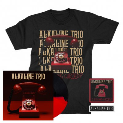 alkaline-trio - Is This Thing Cursed?/Repeater | Colored Vinyl Bundle
