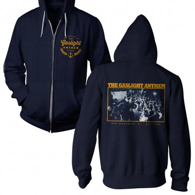 The Gaslight Anthem - New Brunswick | Zip-Hood