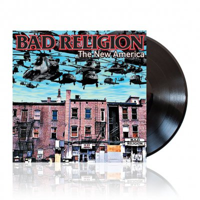 bad-religion - The New America Remastered | Black Vinyl