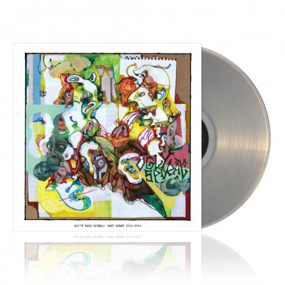 sideonedummy-records - Ugly Spiral | Clear Vinyl