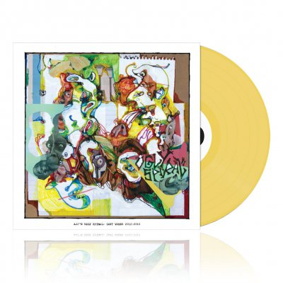 sideonedummy-records - Ugly Spiral | Mustard Vinyl