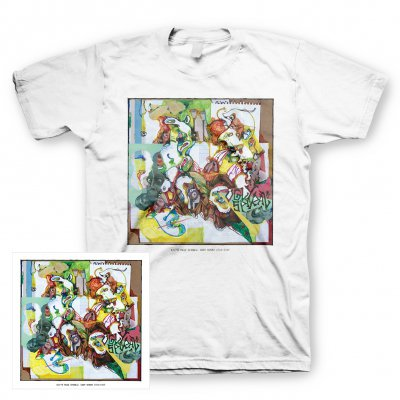 AJJ - Ugly Spiral | CD+T-Shirt Bundle