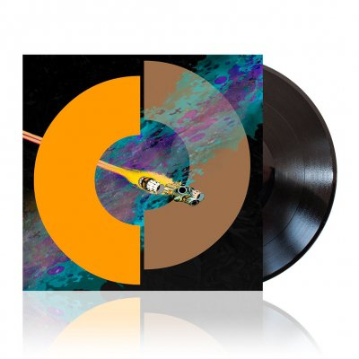 Microwaves - Via Weightlessness | Black Vinyl