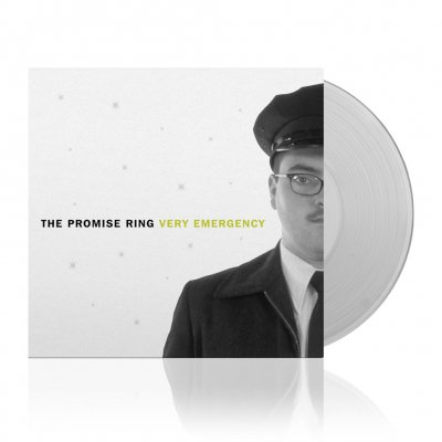 The Promise Ring - Very Emergency | Clear Vinyl