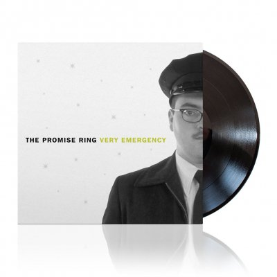 The Promise Ring - Very Emergency | Black Vinyl