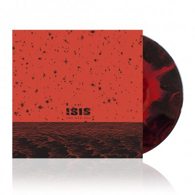 Isis - Red Sea | Black/Red Mix Vinyl