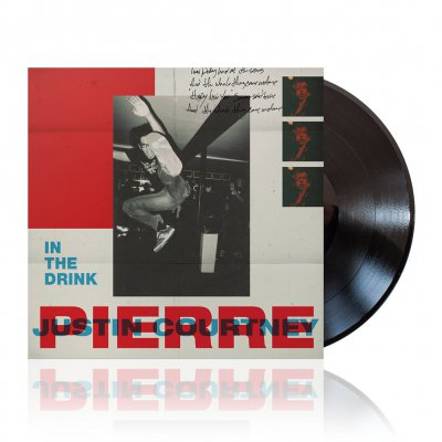 Justin Courtney Pierre - In the Drink | Black Vinyl