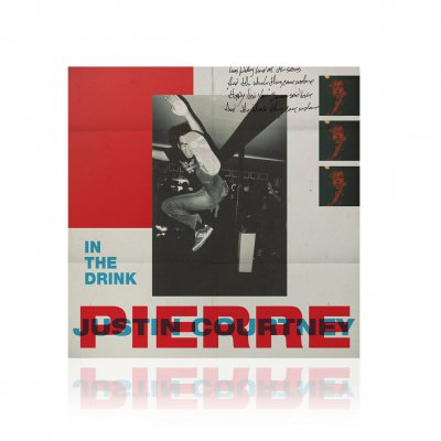 Justin Courtney Pierre - In the Drink | CD