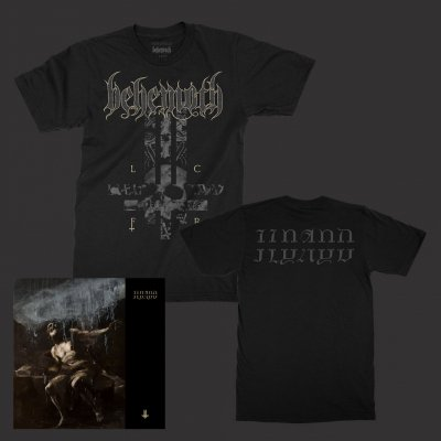 Behemoth - ILYAYD | CD-Digibook+LFCR Cross T-Shirt Bundle